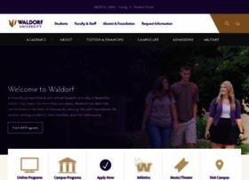 waldorf.edu