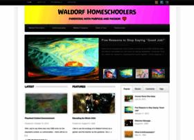 waldorfhomeschoolers.com