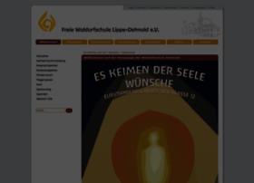 waldorfschule-detmold.de