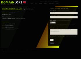 walesindex.co.uk