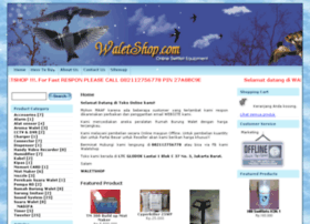 waletshop.com