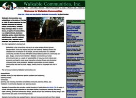 walkable.org