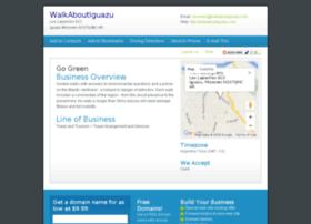 walkaboutiguazu.com