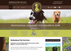 walkaboutpetservices.co.uk