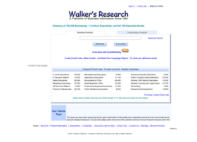 walkersresearch.com