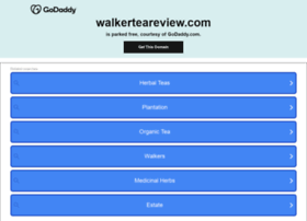walkerteareview.com