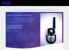 walki-talki.com