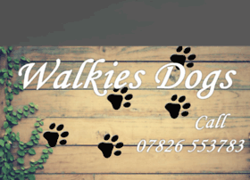 walkiesdogs.co.uk