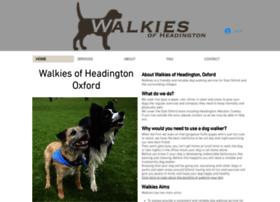 walkiesheadington.co.uk