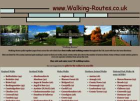 Walking-routes.co.uk