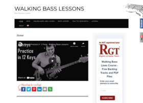 walkingbasslessons.com