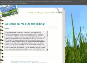 walkingtheriding.eastriding.gov.uk