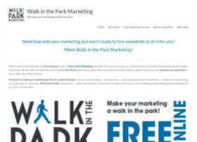 walkintheparkmarketing.com