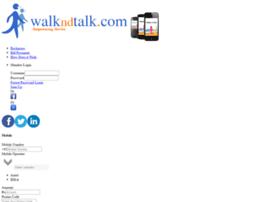 walkndtalk.com