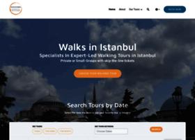 walksinistanbul.com