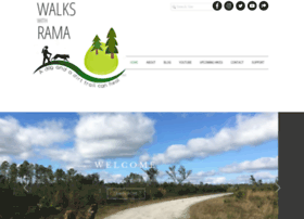 walkswithrama.com