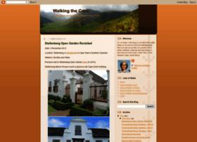 walkthecape.blogspot.com