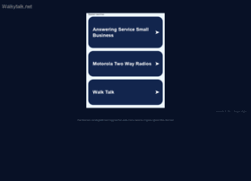 walkytalk.net