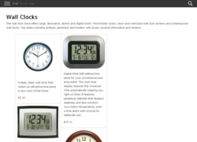 wall-clocks.org
