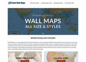 wall-maps.com