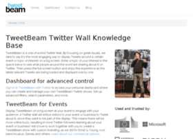 wall.tweetbeam.com