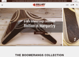 wallabyboomerangs.com