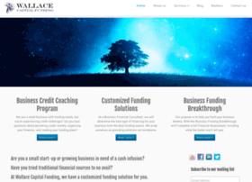 wallacecapitalfunding.com