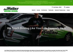 wallacedrivingschool.com