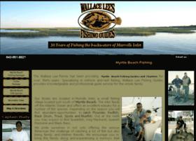 wallaceleesfishingguides.com