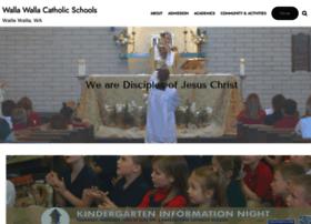wallawallacatholicschools.com