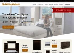 wallbedsbywilding.com