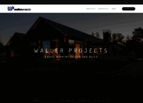 wallerprojects.co.nz