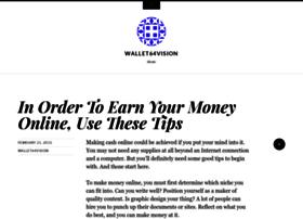 wallet64vision.wordpress.com