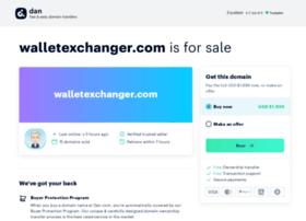 walletexchanger.com