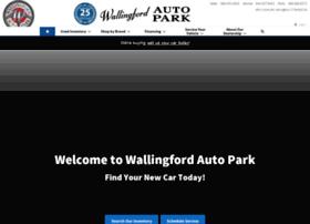 wallingfordautopark.com