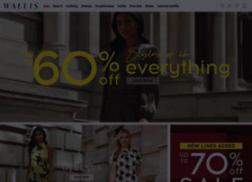 wallisfashion.com