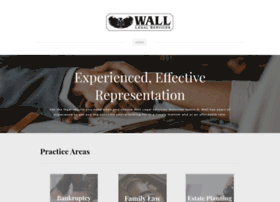 walllegalservices.com