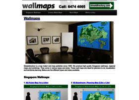 wallmaps.streetdirectory.com