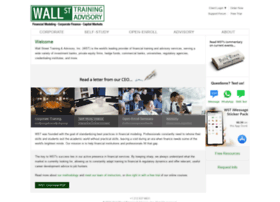 wallst-training.com