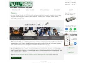 wallst.training