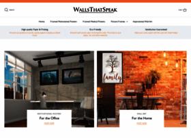 wallsthatspeak.com