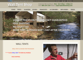 walltentshop.com