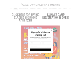 walltownchildrenstheatre.org