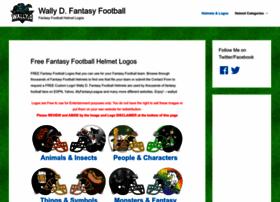 wallydfantasyfootball.com