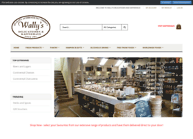wallysdeli.co.uk
