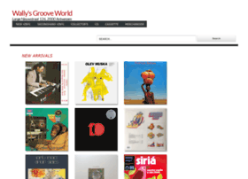 wallysgrooveworld.com