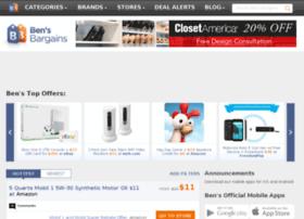 walmart.bensbargains.com
