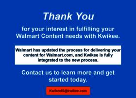 walmart.kwikeesystems.com