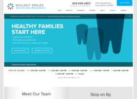 walnutsmiles.com