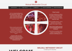 walsallmethodist.org